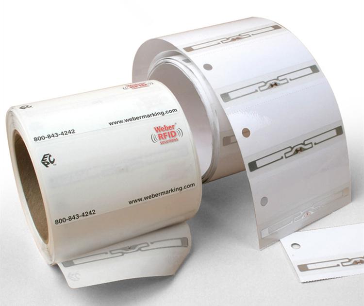 RFID电子不干胶标签