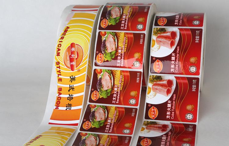 食品标签印刷
